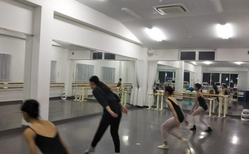 <ジャズダンス、挑戦してます!>