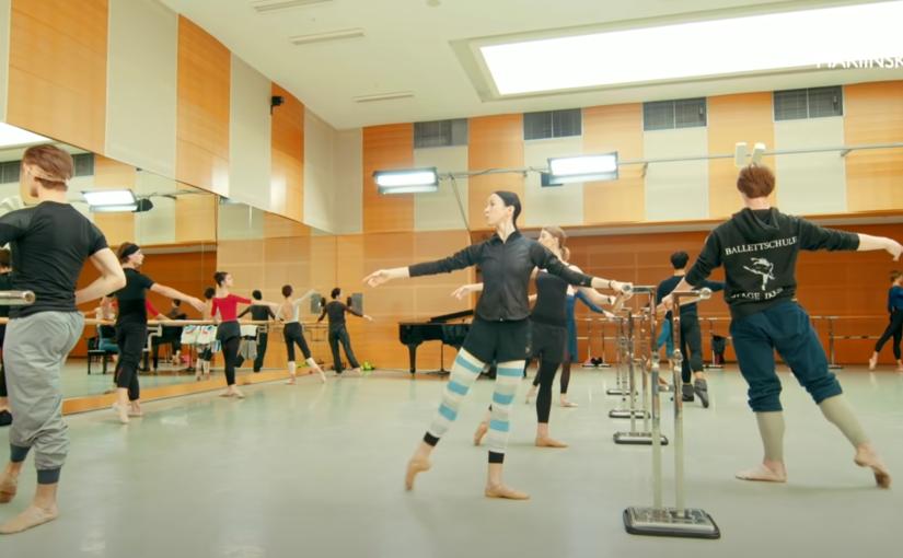 <World Ballet Day 2020 開催!>