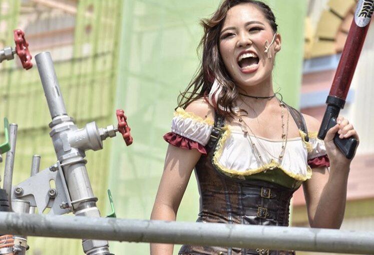 パレードダンサー!OG上野瑠璃さん